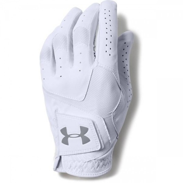Golfhandske av märket Under Armour i vit färg