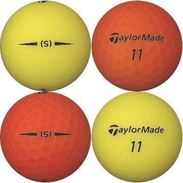 Golfboll av modellen TaylorMade Project (S) i blandade färger