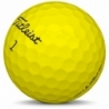 Golfboll av modellen Titleist Pro V1x Practice i 2016års version med vit färg