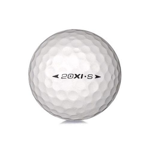 Golfboll av modellen Nike 20 XI-S i vit färg
