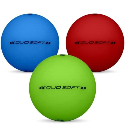 Golfboll av modellen Callaway Solaire i vit färg