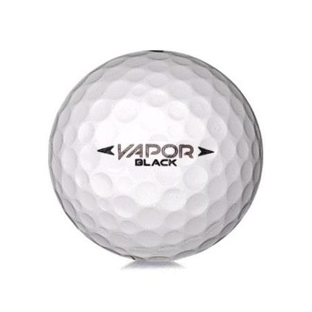 Golfboll av modellen Nike 20 Vapor Black i vit färg
