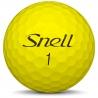 Golfboll av modellen Pinnacle Soft i vit färg
