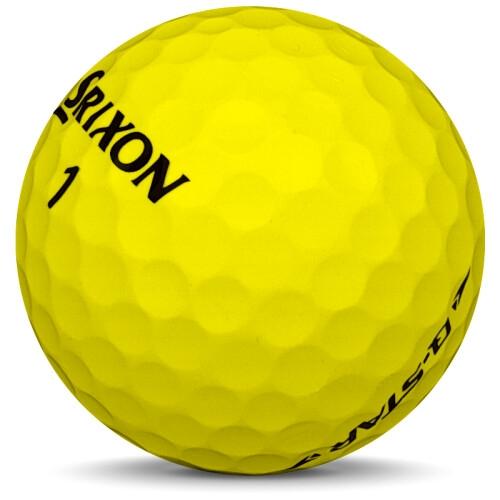 Blandade golfbollar i vit färg