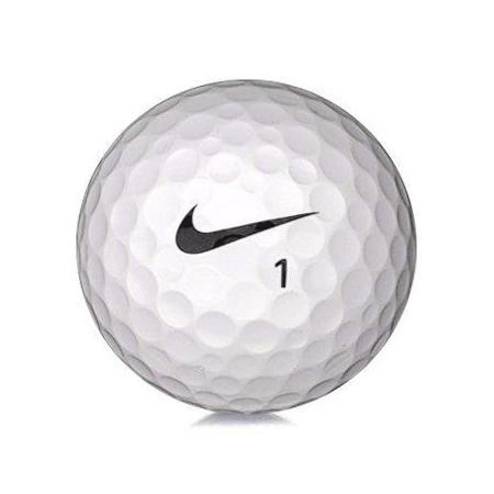 Golfboll av modellen Nike Mix i vit färg