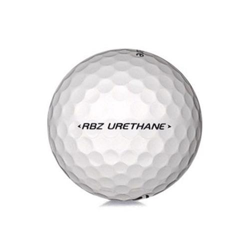 Golfboll av modellen TaylorMade RBZ Urethane i vit färg