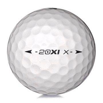Golfboll av modellen Nike 20 XI-X i vit färg