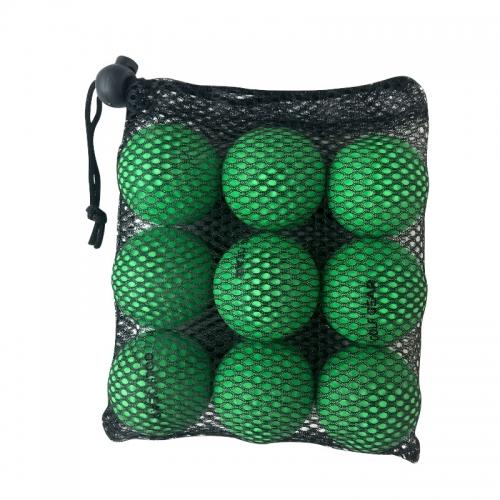 Mjuka träningsbollar 9-pack