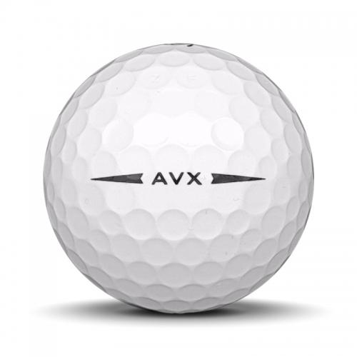 Golfbollen Titleist AVX