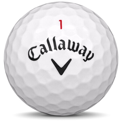 Callaway Supersoft 2017 (GUL)
