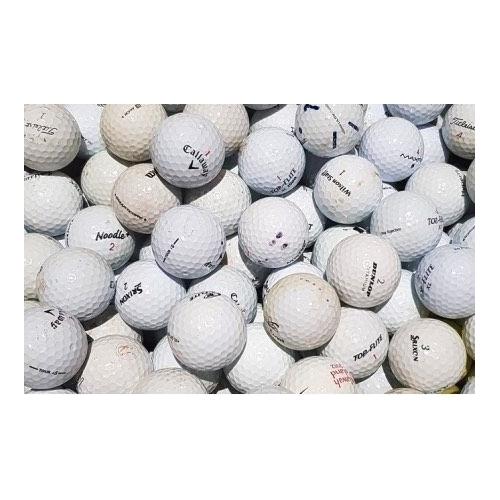 Golfboll av modellen Shotaway i vit färg